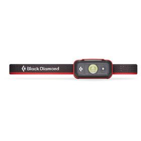 Black Diamond Spot Lite 160 Lampada frontale, nero/rosso
